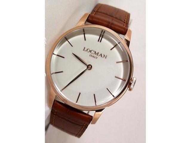 Locman Orologio 1960