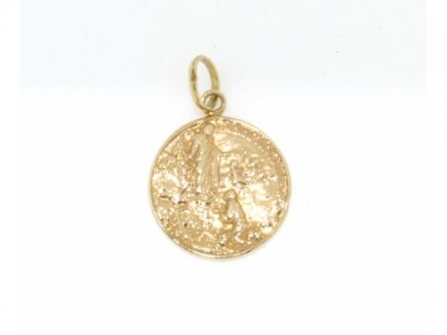Medaglietta Madonna di Montallegro