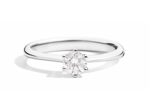 ReCarlo Sofia Solitary Ring