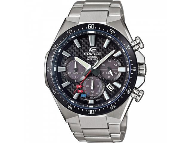 Men's Premium Chronograph Solar Watch