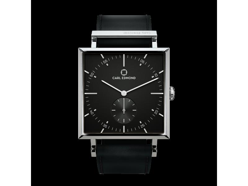 Carl Edmond Granit Black Deluxe Watch G3402 B21