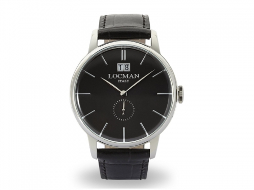 Locman 1960 Dolce Vita Black Watch