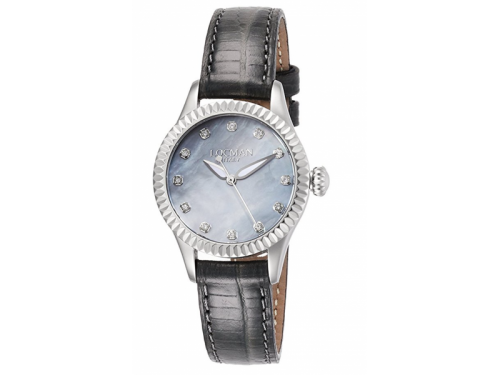 Locman Isola d'Elba Lady Watch with Diamonds