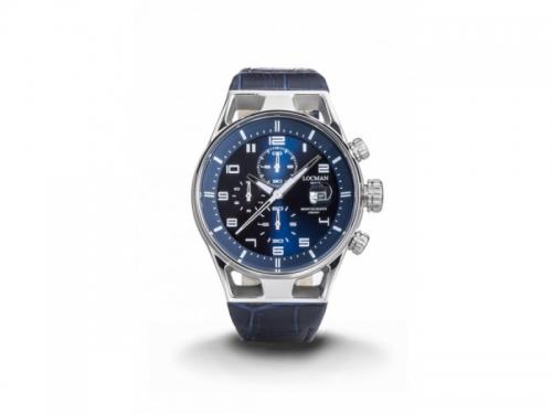 Men's Montecristo Quartz Cronograph Watch