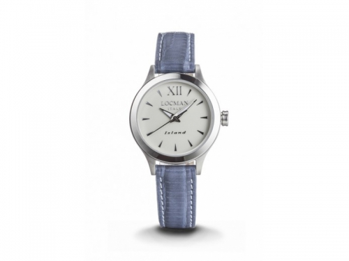 Lady's Island Automatic Watch Ivory Dial