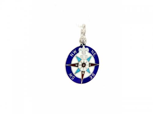 Silver Wind Rose Medal