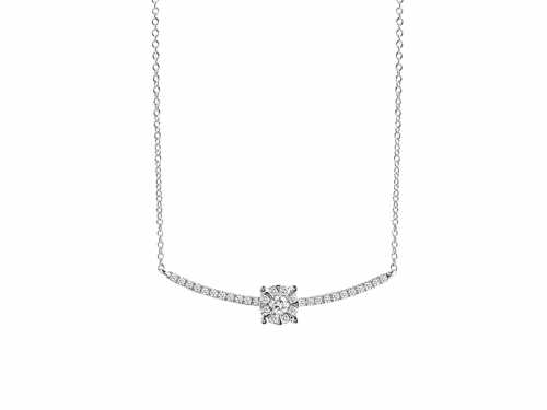 Essential Diamond Highlight Necklace