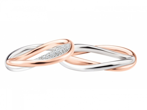 Polello Wedding Rings 3064