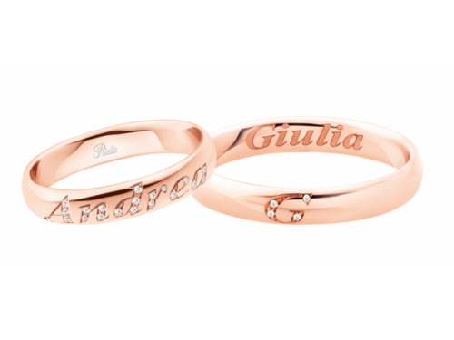 Custom Polello Wedding Ring 3110 Woman