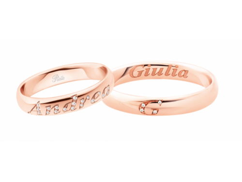 Custom Polello Wedding Ring 3111 Woman