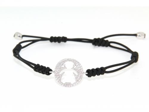 "Bracelet ""Portami con Te"" by Silver's"
