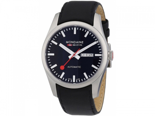 Mondaine Automatic Retro Watch