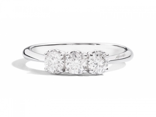 ReCarlo Anniversary Three Diamonds Ring