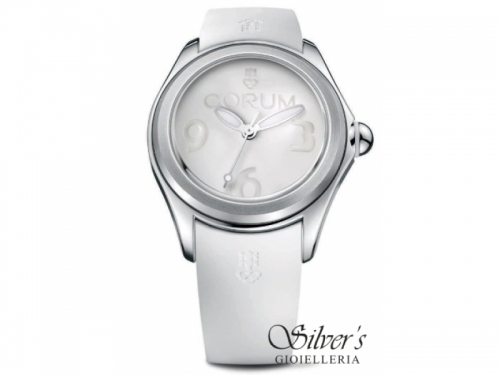 Corum Bubble 47 White Superluminova Limited Edition