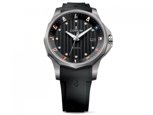 Corum Admiral Legend 47 Grey Watch