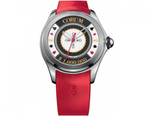 Orologio Corum Bubble Casino Chip Automatico