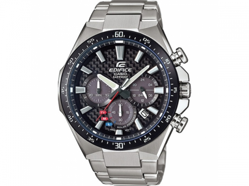 Men's Premium Chronograph Solar Watch