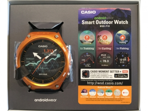 Orologio SMART OUTDOOR