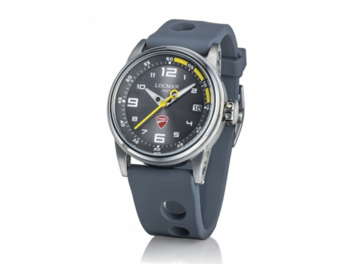 Locman Ducati Time Only Quartz Movement