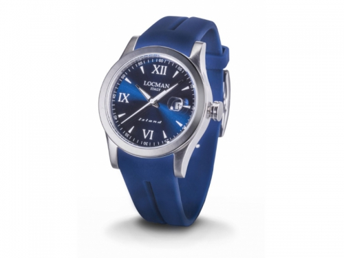 Locman Island Blue Watch