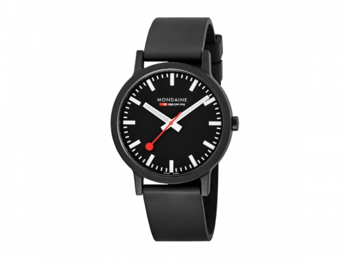 Black Railways Essence Watch