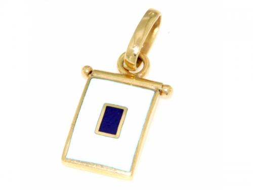 Arcadia Gold Signal Flag Letter