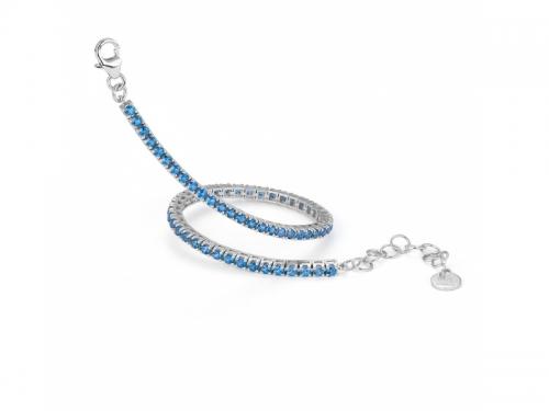 Portofino Blue Topaz Bracelet