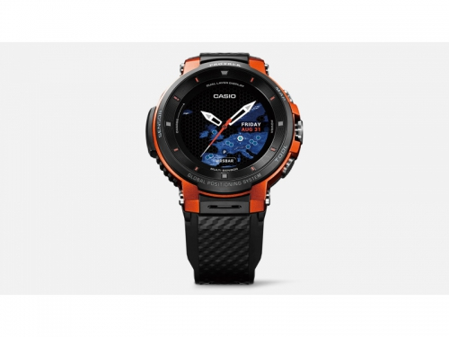 Casio PRO TREK Smartwatch WSD-F30-RG Orange