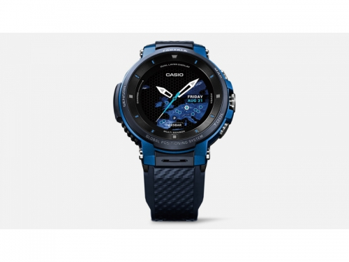 Casio PRO TREK Smartwatch WSD-F30-BU Blue