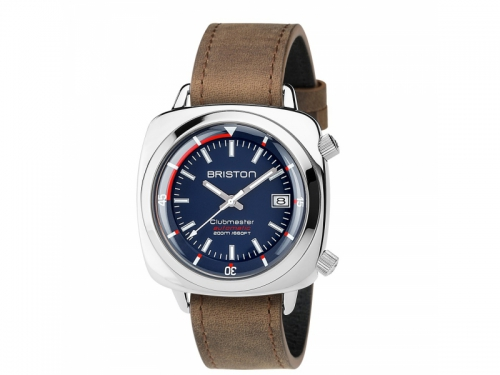 Clubmaster Diver Steel - Automatic HMS