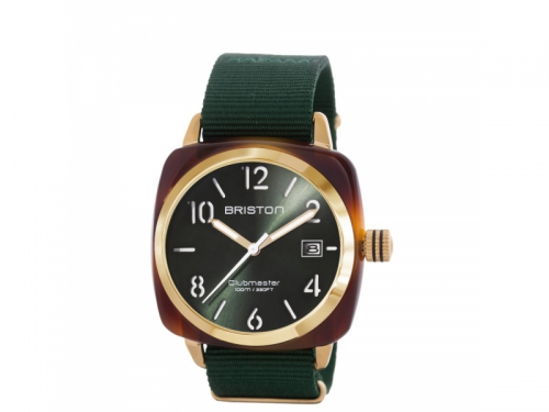 Clubmaster Classic Watch - HMS Gold British