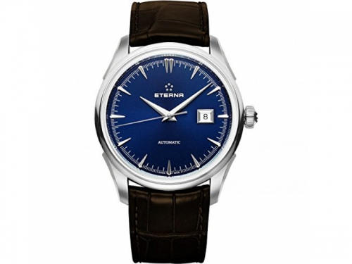 Eterna 1948 Legacy Watch Blue Dial