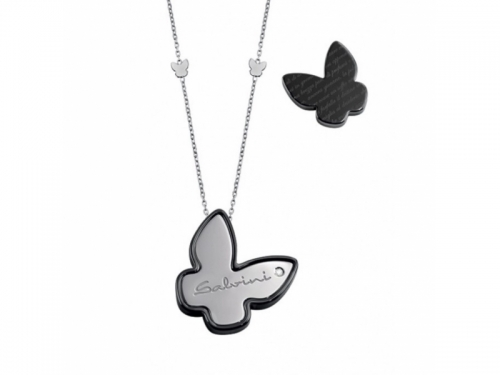 Frammenti D'Autore Butterfly Collier