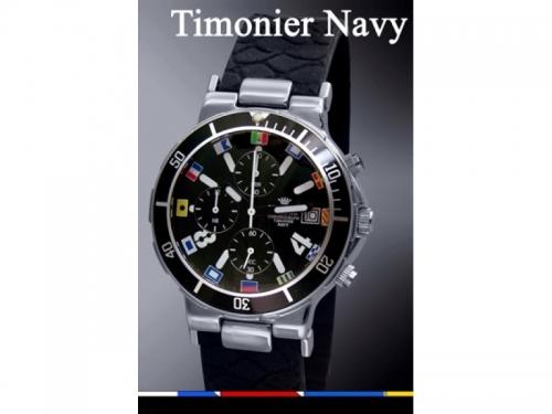 Pryngeps Timonier Navy Chrono